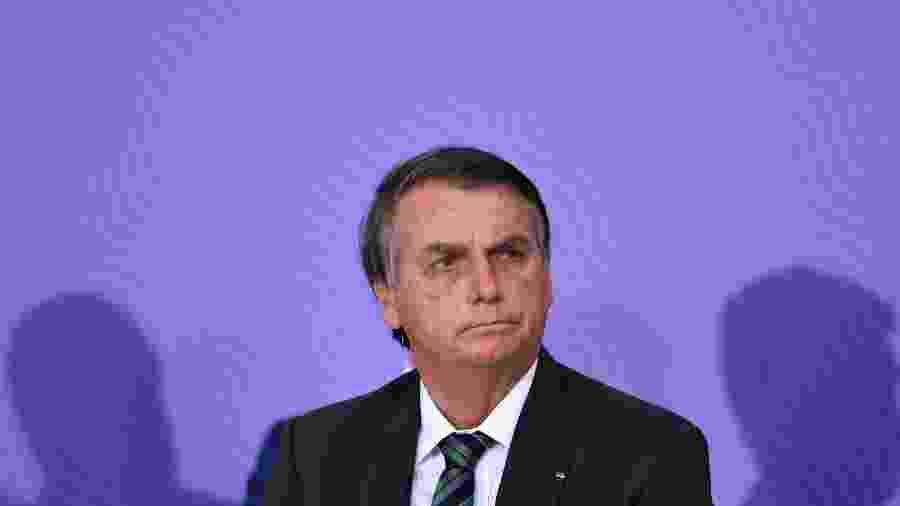 Bolsonaro e o governo brasileiro têm reclamado de entraves no comércio com a Argentina - Mateus Bonomi/AGIF/Estadão Conteúdo