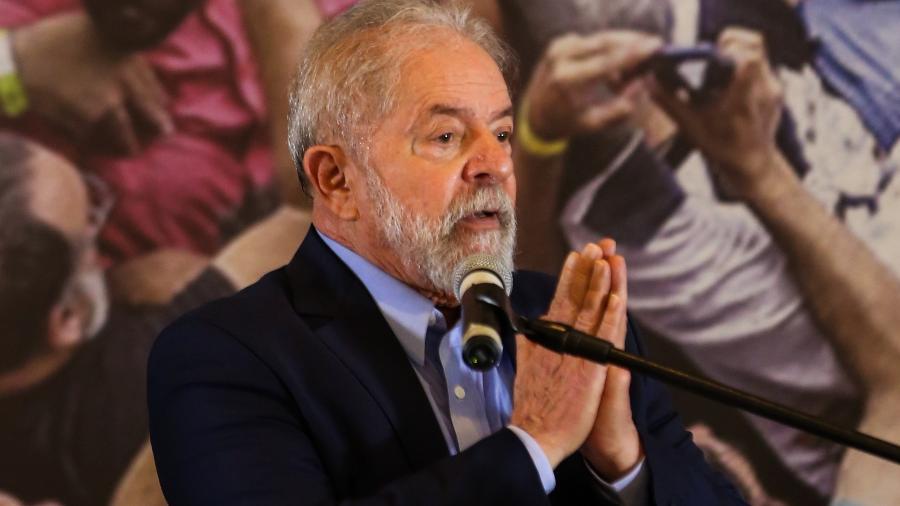 Defesa de Lula comentou decisão do STF - Marcelo D. Sants/Framephoto/Estadão Conteúdo