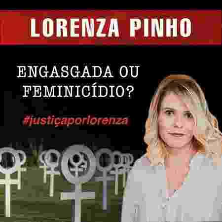 Família de Lorenza busca respostas para a morte da vítima - Divulgação/Família Silva - Divulgação/Família Silva