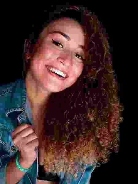 Pâmela Vaz, de 22 anos, morreu em acidente em Matinhos (PR) - Arquivo Pessoal - Arquivo Pessoal