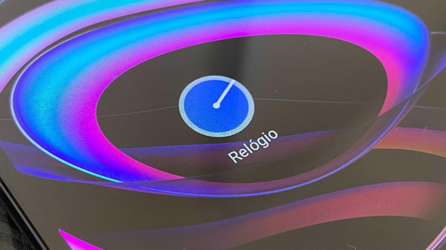 App de Relógio do Google, padrão do Android, vem sofrendo com bugs - Lucas Carvalho/Tilt