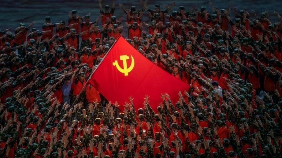 China celebra 100 anos do Partido Comunista Chinês - Getty Images