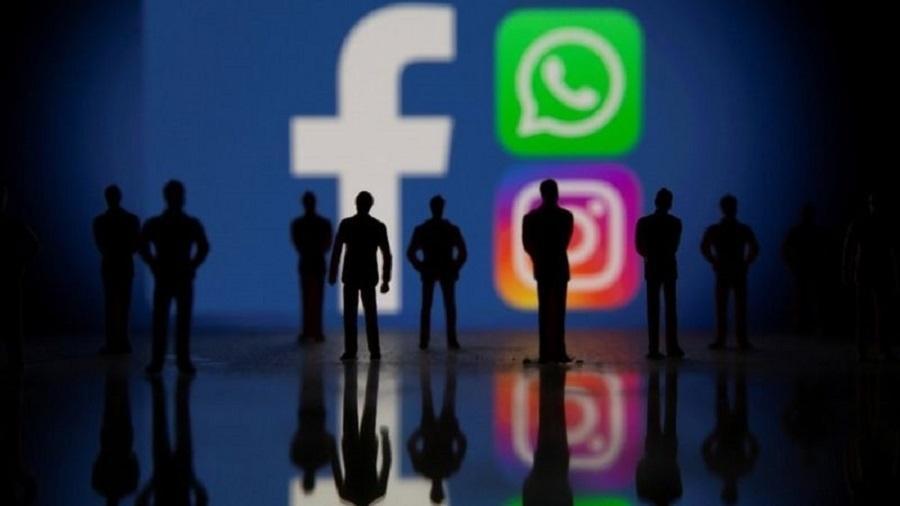 Os quatro aplicativos mais baixados na última década pertencem todos à empresa de Mark Zuckerberg: Facebook (1º lugar), Facebook Messenger (2º), WhatsApp (3º) e Instagram (4º) - Reuters