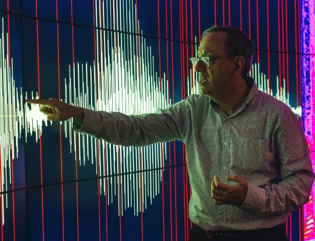 Michael Picheny, do Laboratório Multimodal Watson da IBM Research