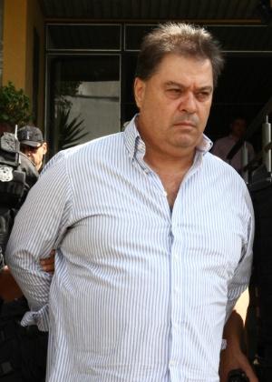 O ex-senador Gim Argello (PTB-DF), preso na 28ª fase da Operação Lava Jato