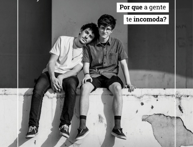 UFJF faz campanha contra LGBTTIFobia