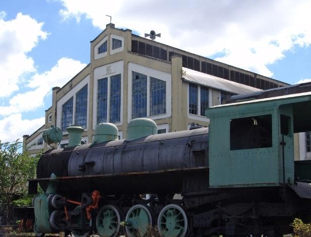 Estrada de Ferro Sorocabana que foi tombada pelo Condephaat