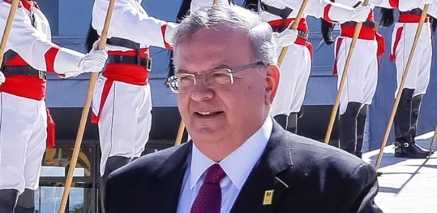 O embaixador da Grécia no Brasil, Kyriakos Amiridis, foi morto em Nova Iguaçu (RJ)