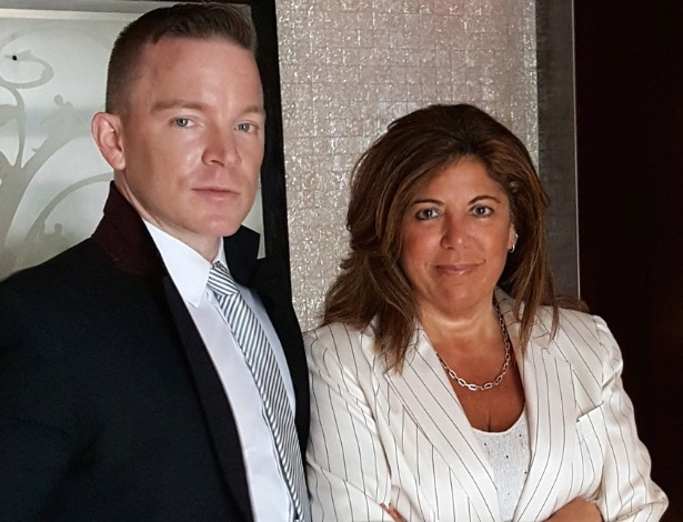 Matthew Christiansen e sua advogada Susan Chana Lask - Slate