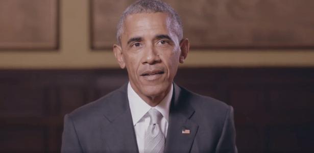 Barack Obama declara apoio a Macron em vídeo divulgado nas redes sociais