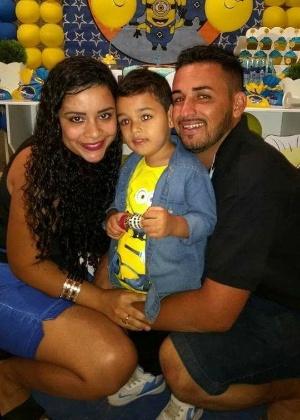 Diogo Vinicio Alves Pinto, 5, morreu sem ter feito exames em hospitais do Rio