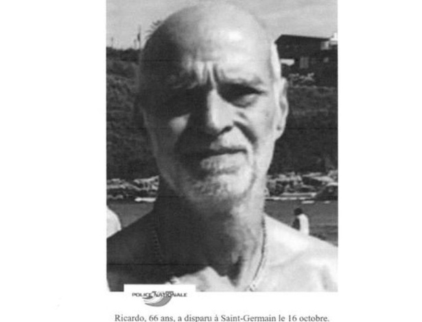 O desaparecimento foi divulgado em nível nacional pelas autoridades - Arquivo pessoal