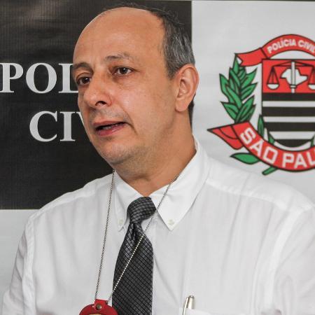 O futuro delegado-geral da Polícia Civil de São Paulo, Ruy Ferraz Fontes - Marco Ambrosio/Frame/Folhapress
