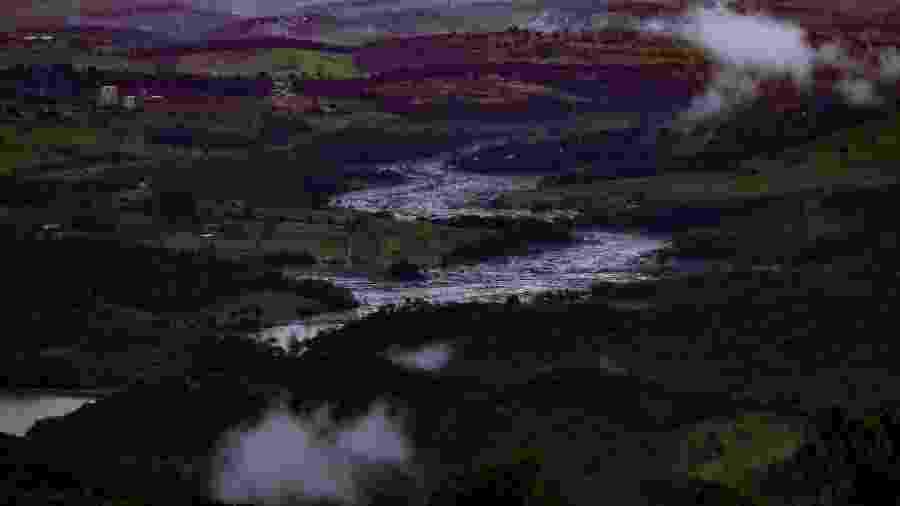 17.02.2019 - Buscas por corpos continuam após o rompimento da barragem da Vale no Distrito do Córrego do Feijão, em Brumadinho (MG) - Christyam de Lima
