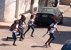 """""""Tinha helicóptero atirando de cima"""": professores acalmam alunos com música durante operação que matou 8 no RJ - Reprodução/Facebook/Maré Vive"""