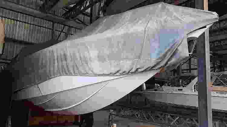 Lancha de meio milhão que seria de Paulo Preto está sob custódia da Lava Jato: ele cobra a manutenção do barco pelas autoridades  - UOL