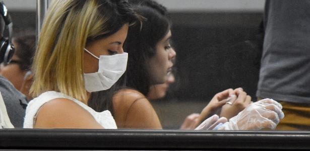Covid-19: sobe para 46 nº de mortos no Brasil; 2.201 casos confirmados