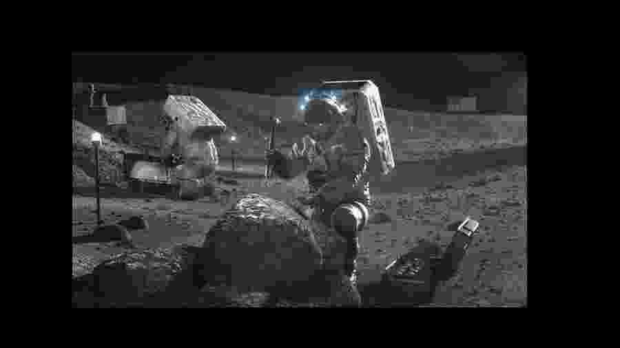 A Nasa se prepara para explorar os recursos da Lua  - Nasa