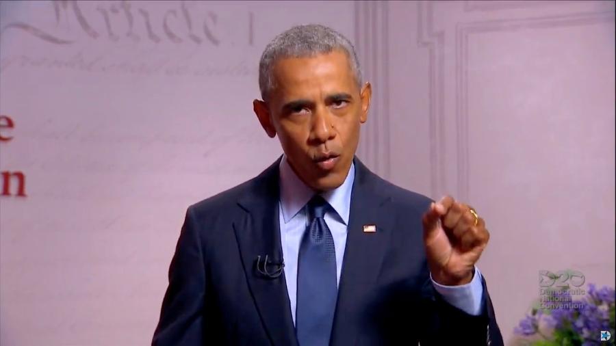 Ex-presidente dos EUA Barack Obama -