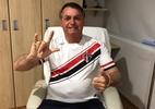 Bolsonaro tem alta, deixa hospital em SP e volta ao trabalho na segunda