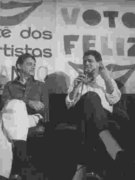 Fernando Henrique Cardoso e Chico Buarque - SIDNEY CORRALLO/ESTADÃO CONTEÚDO/AE - SIDNEY CORRALLO/ESTADÃO CONTEÚDO/AE