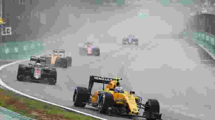 Renault F1 GP BR 16 - Divulgação  - Divulgação