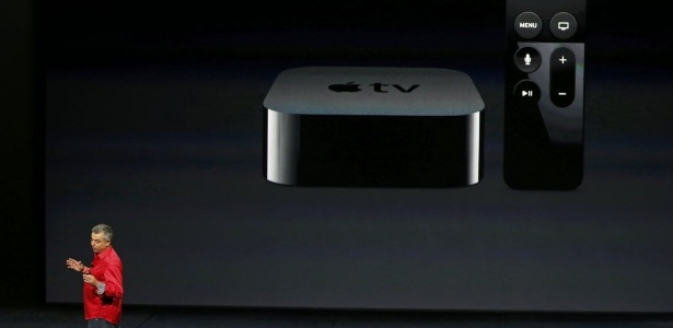 Apple TV e outras novidades
