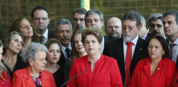 Dilma foi removida da Presidência em agosto de 2016 pelo processo de impeachment