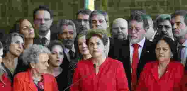 Impeachment da presidente Dilma Rousseff aconteceu no dia 31 de agosto de 2016 - Pedro Ladeira/Folhapress