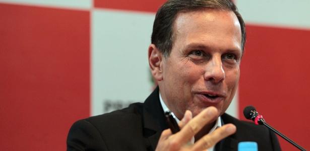 Prefeito Doria (foto) repetiu decisão de Haddad e manteve suspensos os contratos assinados na gestão Kassab