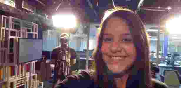 6 - selfie - Sony Xperia XA1 Ultra - UOL testa - Bruna Souza Cruz/UOL - Bruna Souza Cruz/UOL