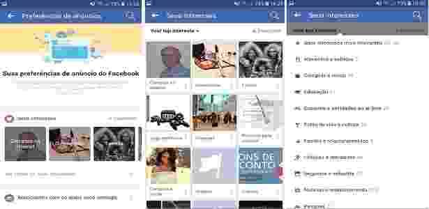 Img 2 - mSaiba como gerenciar os anúncios do feed do Facebook - Reprodução - Reprodução