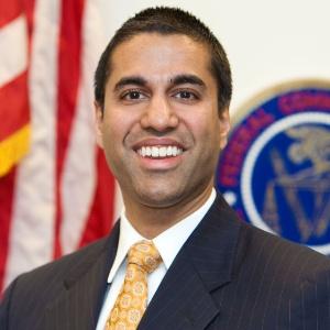 Ajit Pai, presidente do FCC, que cuida da neutralidade da rede nos EUA - Divulgação