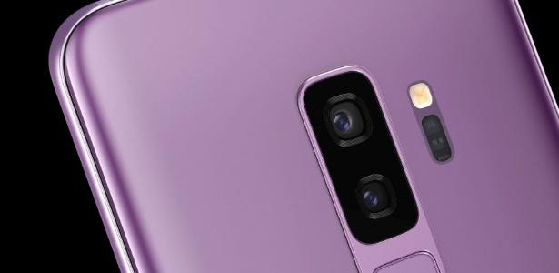 """Câmera do Galaxy S9 tem o que a Samsung chama de """"Dupla Abertura"""""""