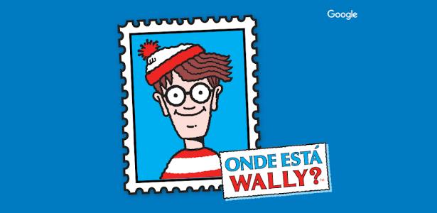 Onde está Wally? será usado no Google Maps no 1º de abril