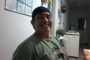 Thiago Rodrigues Lisboa, de 22 anos, morreu na hora após cair em tanque