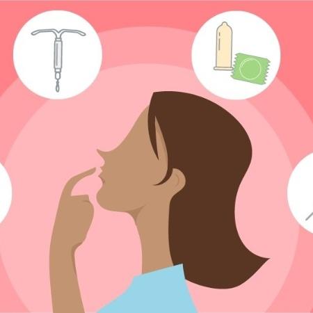 O Sistema Único de Saúde (SUS) oferece, em tese, oito tipos de contraceptivos - Cecilia Tombesi/BBC NEWS