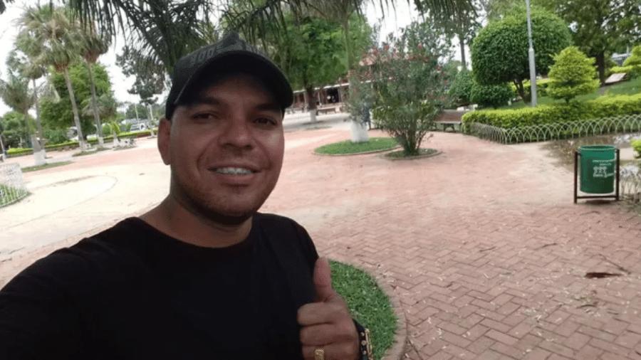 O brasileiro Vinícius Chagas Maciel, de 31 anos, foi assassinado na Bolívia em um linchamento - Reprodução