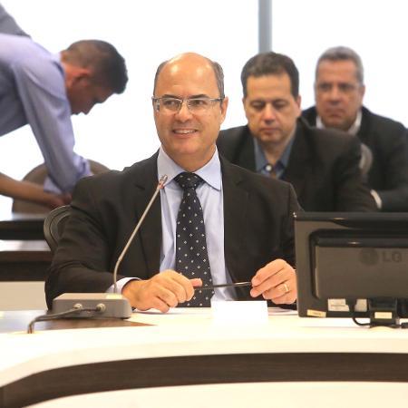 O governador eleito Wilson Witzel - Carlos Magno / Governo do Rio de Janeiro