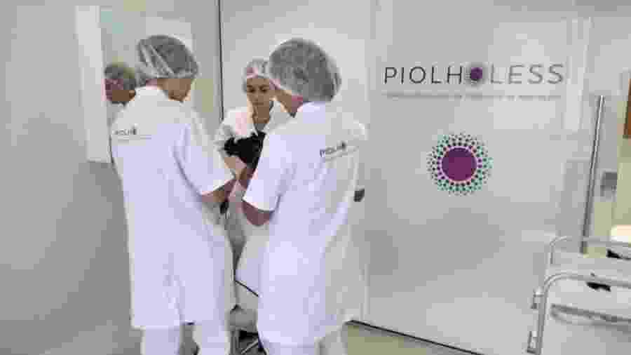 Inaugurada em São Paulo em 2018, a PiolhoLess é um centro dedicado ao tratamento de piolhos e lêndeas - Divulgação