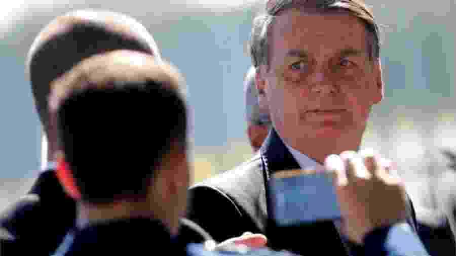Um processo no Supremo questiona Bolsonaro por ter bloqueado uma deputada no Twitter - Reuters