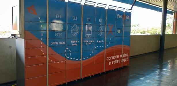 Armários inteligentes | Quer pegar encomenda no terminal de ônibus? Startup vai te ajudar