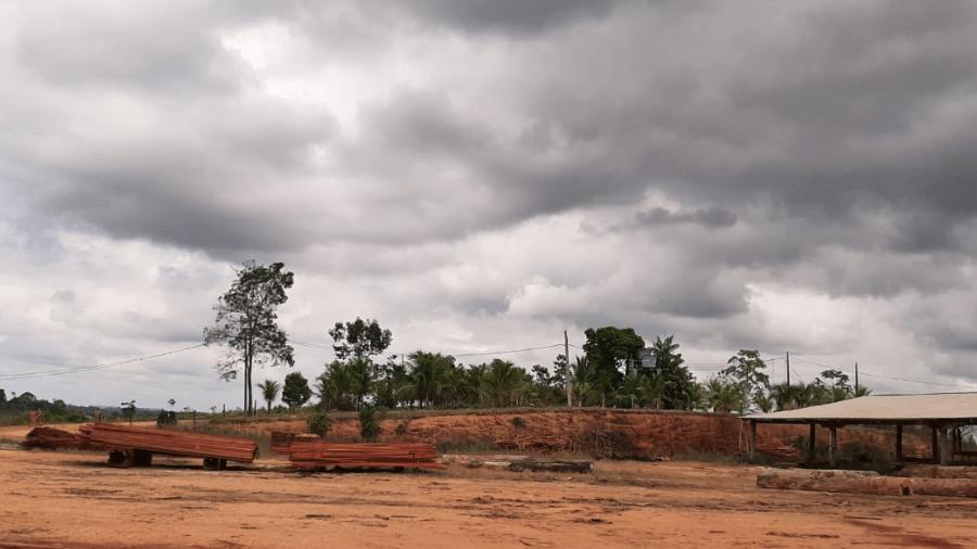 Se aprovada, PL de licenciamento ambiental permitirá o asfaltamento de uma rodovia no coração da Amazônia, em uma das áreas mais cobiçadas por madeireiros e invasores de terras - Divulgação