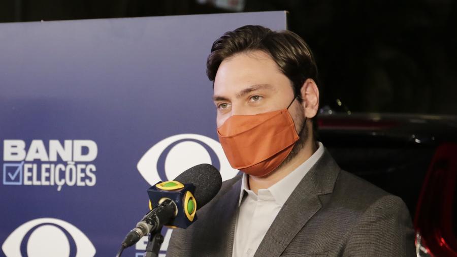 Filipe Sabará deixou disputa após ser expulso do Partido Novo - Divulgação