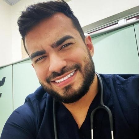 Médico Kayke Paiva (Foto: Reprodução)