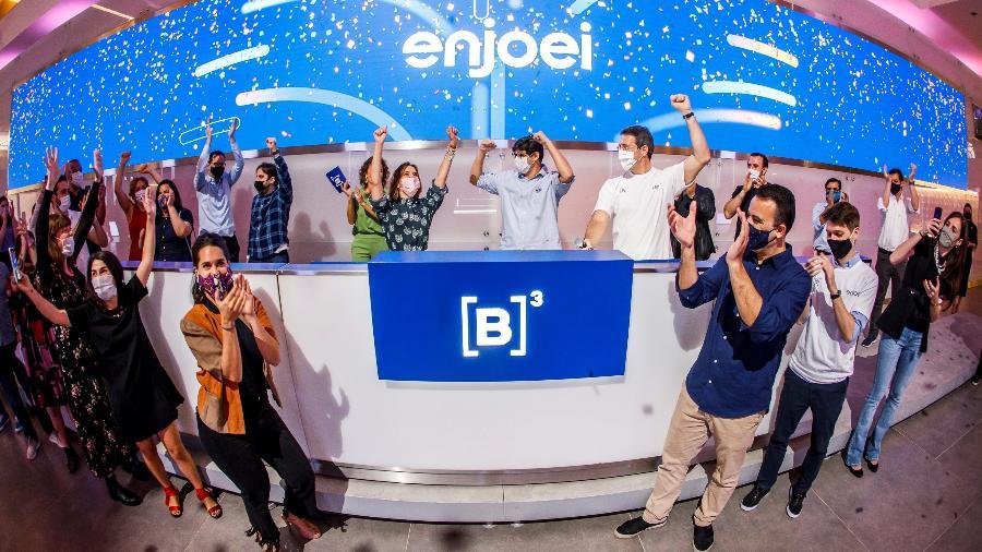 IPO do Enjoei ENJU3 na Bolsa de valores em 2020 - Divulgação