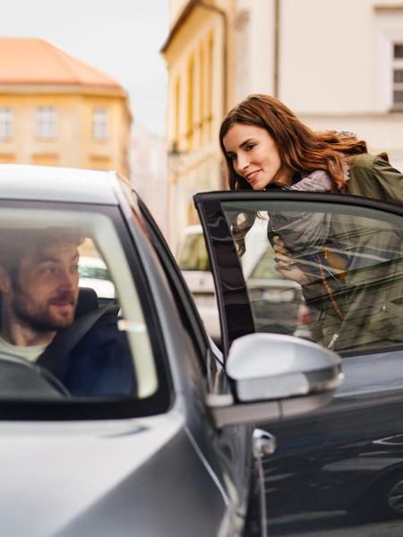 As mulheres são a maior parte do público que utiliza apps - Uber/Divulgação