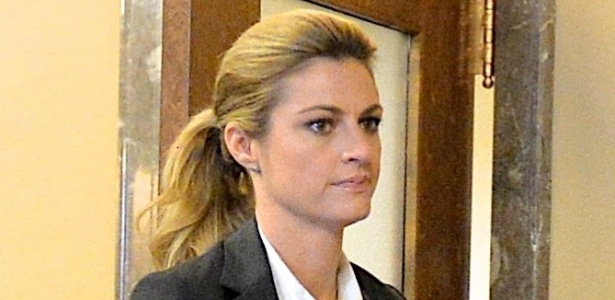 A jornalista Erin Andrews é repórter da Fox Sports e teve vídeo íntimo divulgado na internet