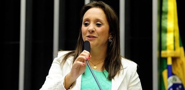 Deputada Renata Abreu (PTN-SP)