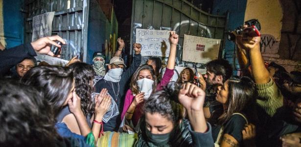 Estudantes ocuparam colégio em SP contra reforma do Ensino Médio